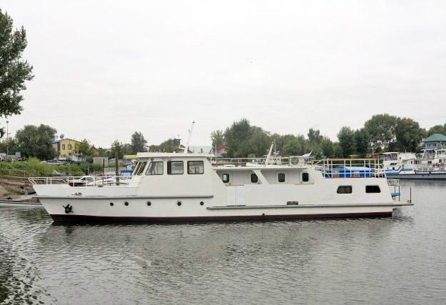 моторная яхта, фото